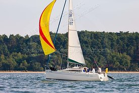 Live Wire, GBR4578T, Beneteau First 285