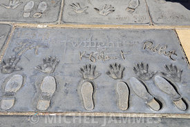 Walk of Fame Hollywood Boulevard Los Angeles