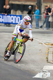 The UCI ITT Men Elite World Cycling Championships