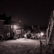 Gold Hill | Shaftesbury Dorset | 2014