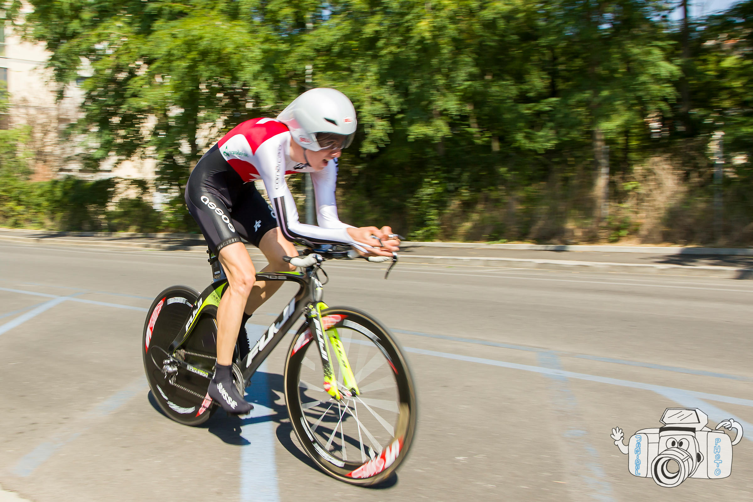 The 2013 ITT Men Junior UCI World Championships