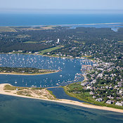 MIP AERIAL EDGARTOWN MARTHAS VINEYARD MA 072519-5318