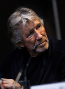 Roger Waters co-founder of Pink Floyd at the press conference for The Pink Floyd Exhibition - Their Mortal Remains, Rome, Ita...