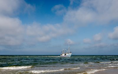 Fishing boats, Thorup Strand 6