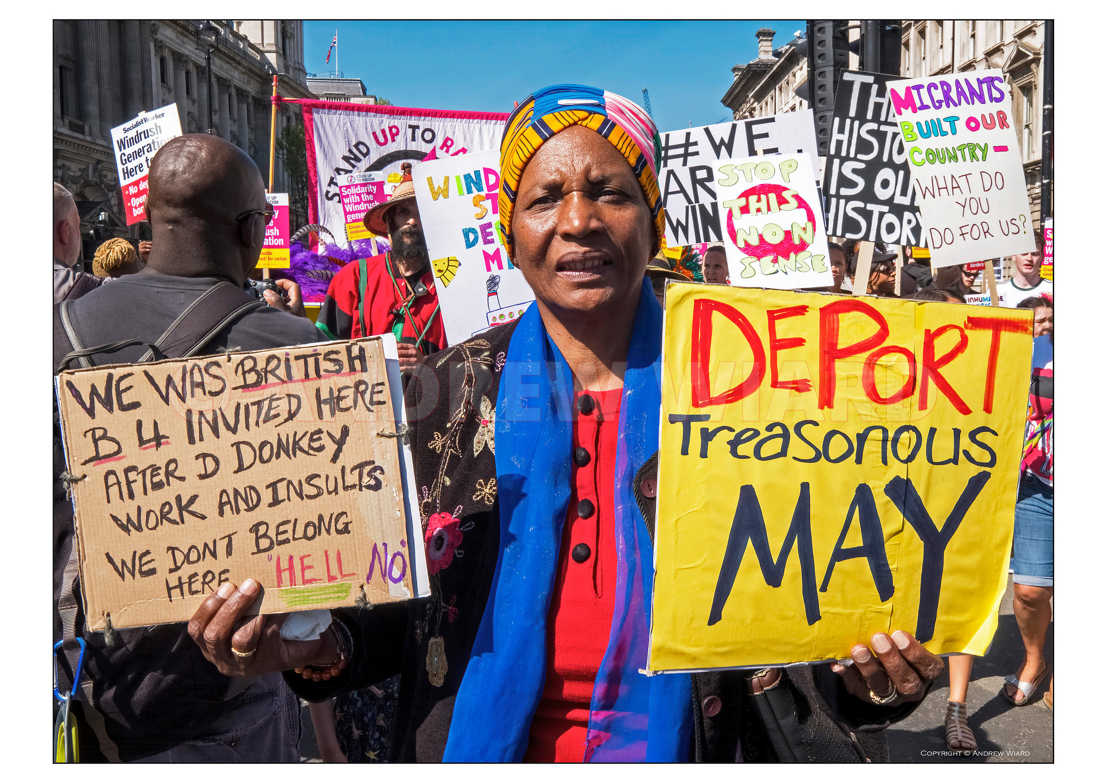 Justice for the Windrush generation
