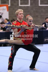 Daelemans Yorben & Macharis Silke (Tempo A 12-18 jaar GP)