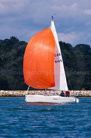 Little Tern, GBR9145, Beneteau First 21.7