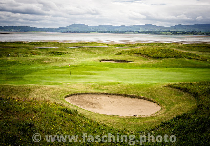 Strandhill Golf Links Course, Sligo, Ireland