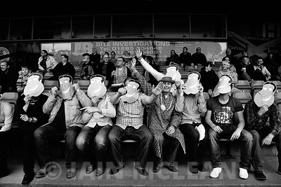 Albion Rovers..Shielfield Park, Berwick..7.5.11.Berwick Rangers 2-2 Albion Rovers..Picture Copyright:.Iain McLean,.79 Earlspa...