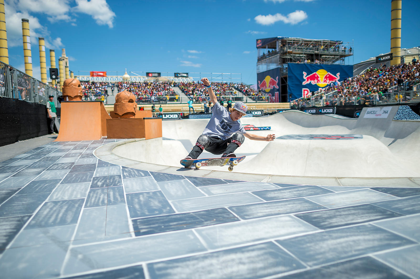X Games Barcelona 2013 - May 19, 2013