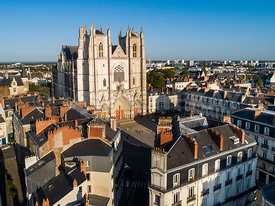 Nantes cathedrale