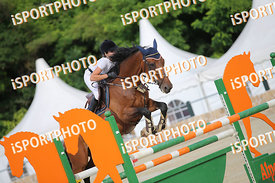 BALDASSARINI Manuela (ITA) and CHESS  during LAKE ARENA - Equestrian Summer Circuit 1 - 2019, CSI2* - Good Bye Competition - ...