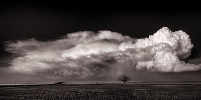Anatomy of a Super Cell | New Mexico | 2014