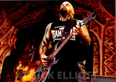 Kerry King / Slayer /Live