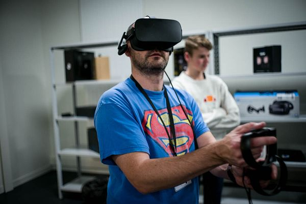 Une immersion dans le Laval Virtual Center.