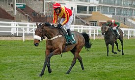 2:15	The Paddy Power Gold Cup Handicap Steeple Chase (Grade 3)