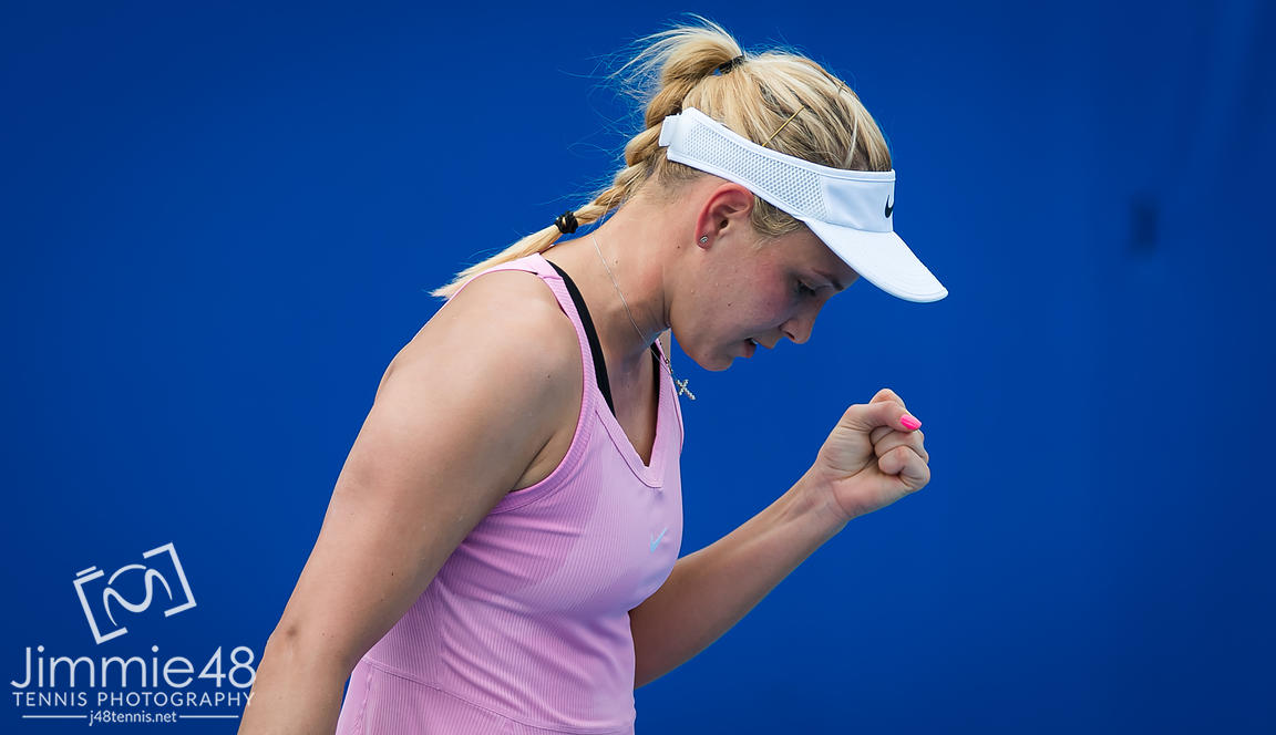 2020 Brisbane International, Tennis, Brisbane, Australia, Jan 6