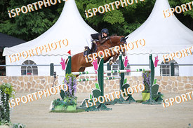 HALLWIRTH Lea (AUT) and COLD CASE 4  during LAKE ARENA - Equestrian Summer Circuit 1 - 2019, CSI2* - Good Bye Competition - 1...