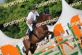 SELETZKY Michael (AUT) and CALVARY DU SEIGNEUR  during LAKE ARENA - Equestrian Summer Circuit 1 - 2019, CSI2* - Good Bye Comp...