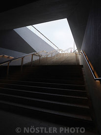 Entrance/Exit of a Copenhagen Metro Station