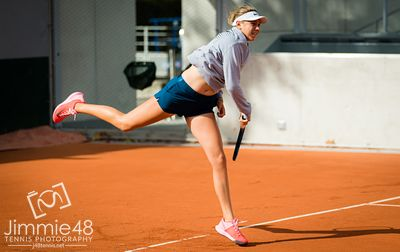 2020 Roland Garros Pre-Tournament Practice Day