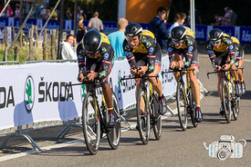 The 2012 UCI TTT Men Elite World Cycling Championships