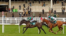 11.30 The British EBF 'National Hunt' Novices' Hurdle Race (CLASS 3)