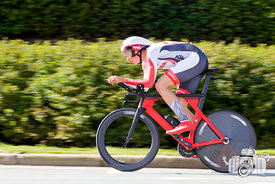 The 2017 UCI World Championships Men Under 23 Individual Time Trial