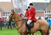 The Cottesmore Hunt Boxing Day meet 26/12