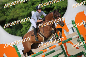 HÖNIGSCHNABL Fiona (AUT) and FAIRPLAY VAN DE SCHRANSHOEVE  during LAKE ARENA - Equestrian Summer Circuit 1 - 2019, CSI2* - Go...