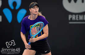 2020 Brisbane International, Tennis, Brisbane, Australia, Jan 3