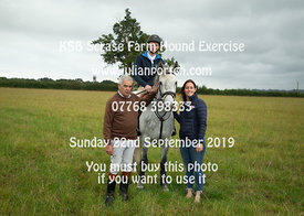 2019-09-22 KSB Scrase Farm Hound Exercise
