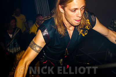 Rufus Taylor / The Darkness