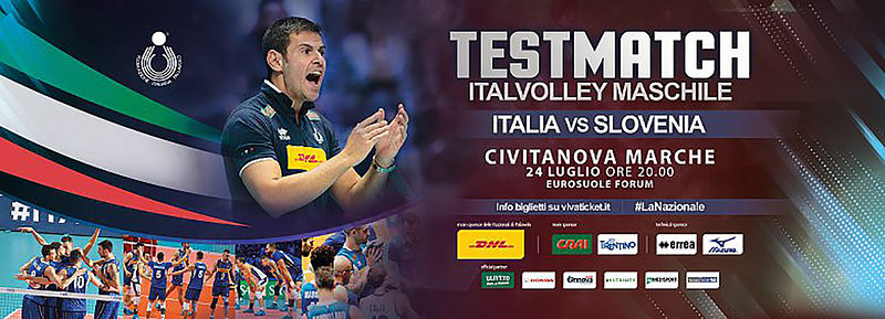 20190724 Italia-Slovenia Test Match
