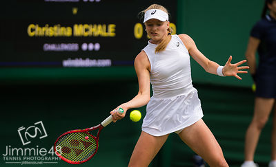 Wimbledon Championships 2019, Tennis, London, Great Britain - July 2