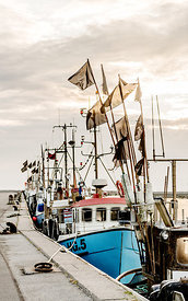 Fishing boats, Hirtshals