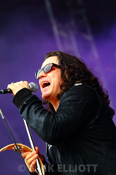 The Cult at Sonisphere on 1 August 2010