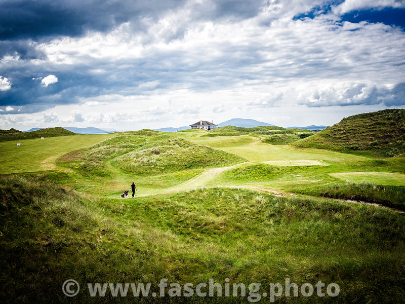 Carne Golf Links, Course, Ireland