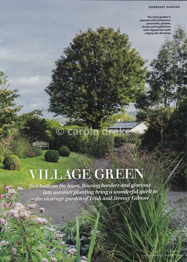 The Old Vicarage, Country Homes & Interiors, August 2019
