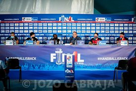 Opening press conference