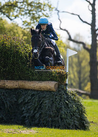 Bella Innes Ker (GBR) & Cartown Wallabe