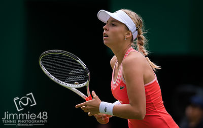 Nature Valley Classic 2019, Tennis, Birmingham, Great Britain - June 17