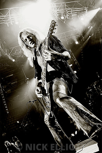 Doug Aldridge / Whitesnake