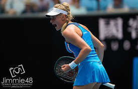2020 Australian Open, Tennis, Melbourne, Australia, Jan 22