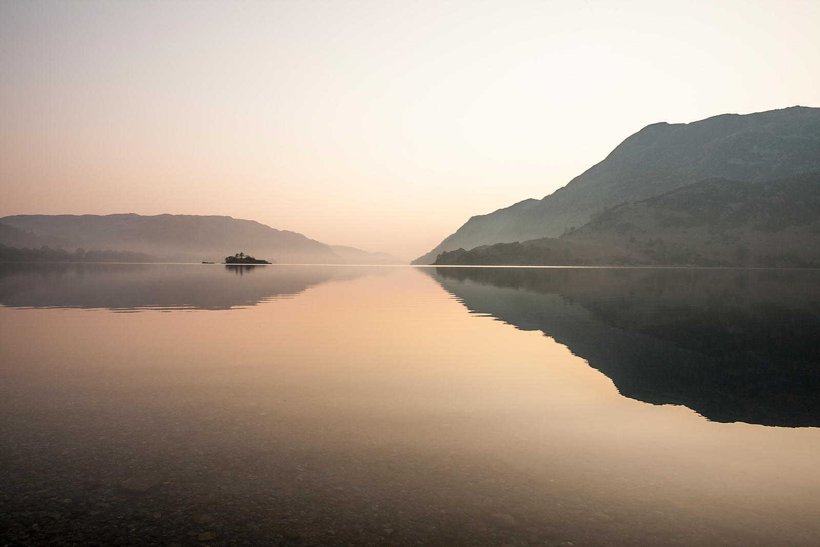 Ullswater: English Lake District 2011:   Photographer Neil Emmerson   £975 inc uk vat   Edition of 25.