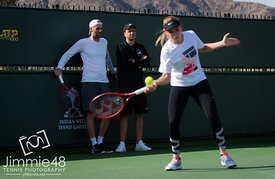 2020 BNP Paribas Open, Tennis, Indian Wells, United States, Mar 9