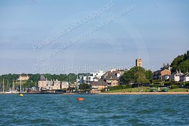 Cowes and the Royal Yacht Squadron