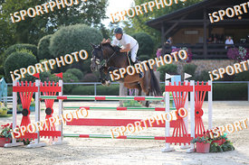 PUCK Gerfried (AUT) and BALOUBINA B during LAKE ARENA Equestrian Summer Circuit II, CSI2* - Good Bye Competition - 140 cm, 20...