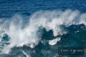 Breaking wave  - Africa, France, Reunion, Saint-Joseph, Cap Mechant (Mascarene Islands) - digital