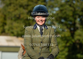 2019-10-27 Kennels Hound Exercise